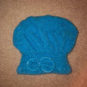 shower turban